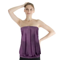 Ombre Strapless Top