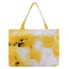 Ombre Zipper Medium Tote Bag