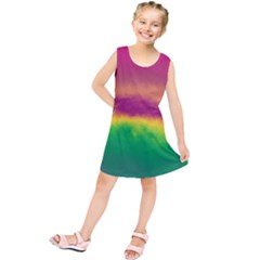 Ombre Kids  Tunic Dress