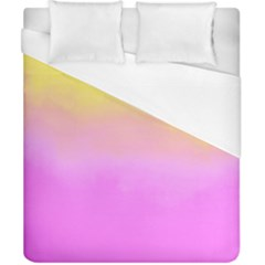 Ombre Duvet Cover (california King Size)