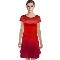 Ombre Cap Sleeve Nightdress