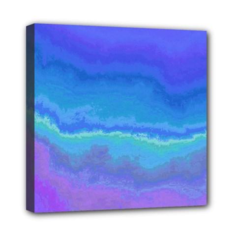 Ombre Mini Canvas 8  X 8