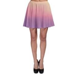 Ombre Skater Skirt