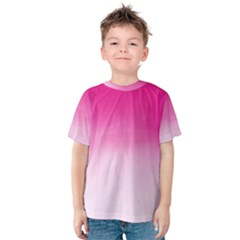Ombre Kids  Cotton Tee