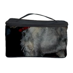 Standard Schnauzer Full Cosmetic Storage Case
