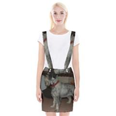 Standard Schnauzer Full Braces Suspender Skirt