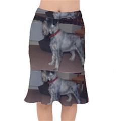 Standard Schnauzer Full Mermaid Skirt