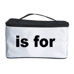 B Is For Border Terrier Cosmetic Storage Case