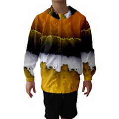 Ombre Hooded Wind Breaker (kids)