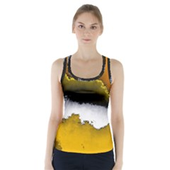 Ombre Racer Back Sports Top