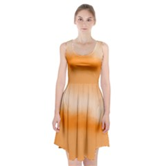 Ombre Racerback Midi Dress