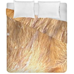 Nova Scotia Duck Tolling Retriever Eyes Duvet Cover Double Side (california King Size)