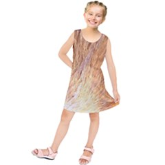 Nova Scotia Duck Tolling Retriever Eyes Kids  Tunic Dress