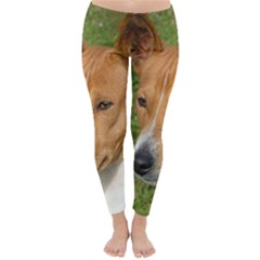 Basenji 2 Classic Winter Leggings