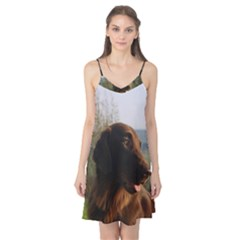 Flat Coated Retriever Camis Nightgown