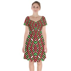Only One Short Sleeve Bardot Dress
