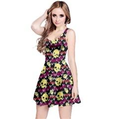 Horror Reversible Sleeveless Dress
