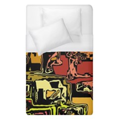Modern Abstract 47c Duvet Cover (single Size)