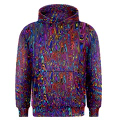 Modern Abstract 45a Men s Pullover Hoodie
