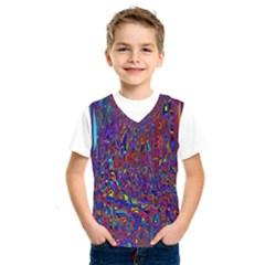 Modern Abstract 45a Kids  Sportswear