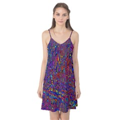 Modern Abstract 45a Camis Nightgown
