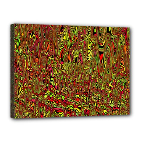 Modern Abstract 45c Canvas 16  X 12