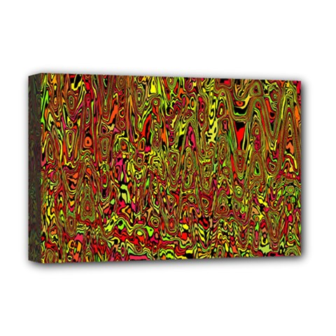 Modern Abstract 45c Deluxe Canvas 18  X 12