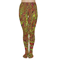 Modern Abstract 45c Women s Tights