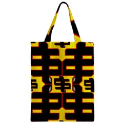 Give Me The Money Zipper Classic Tote Bag