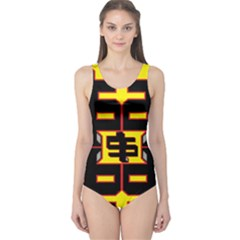Give Me The Money One Piece Swimsuit