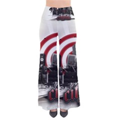 City Style Life Constituting  Pants