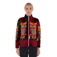 Cute Owl, Mandala Design Winterwear
