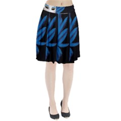 Mask Fan Hair Wig Image  Pleated Skirt