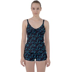Color Pattern Surface Texture 69666 3840x2400 Tie Front Two Piece Tankini