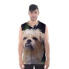 Brussels Griffon Men s Basketball Tank Top