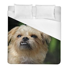 Brussels Griffon Duvet Cover (full/ Double Size)