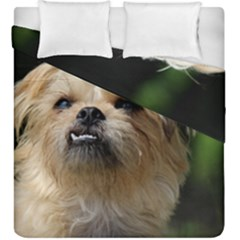 Brussels Griffon Duvet Cover Double Side (king Size)