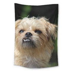 Brussels Griffon Large Tapestry