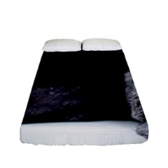 Neapolitan Mastiff Laying Fitted Sheet (full/ Double Size)