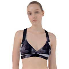 Neapolitan Mastiff Laying Sweetheart Sports Bra