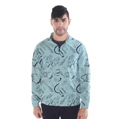 Pattern Medicine Seamless Medical Wind Breaker (men)