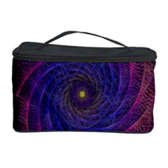 Pattern Seamless Repeat Spiral Cosmetic Storage Case