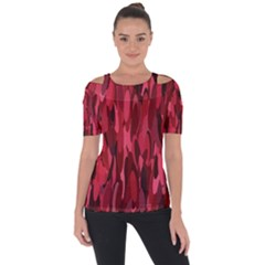 Abstract 3 Short Sleeve Top