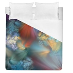 Evidence Of Angels Duvet Cover (queen Size)