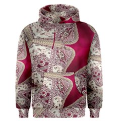 Morocco Motif Pattern Travel Men s Pullover Hoodie