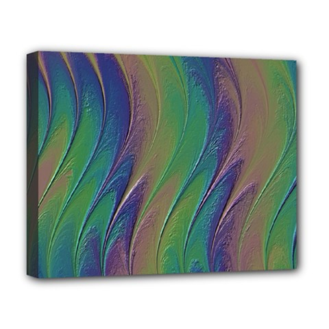 Texture Abstract Background Deluxe Canvas 20  X 16