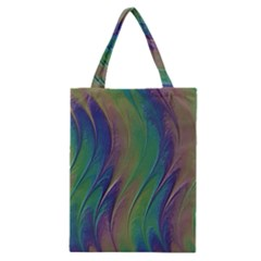 Texture Abstract Background Classic Tote Bag