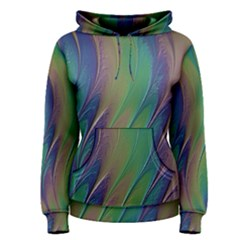 Texture Abstract Background Women s Pullover Hoodie