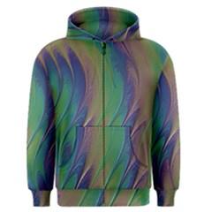 Texture Abstract Background Men s Zipper Hoodie