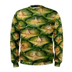 Pineapple Pattern Men s Sweatshirt